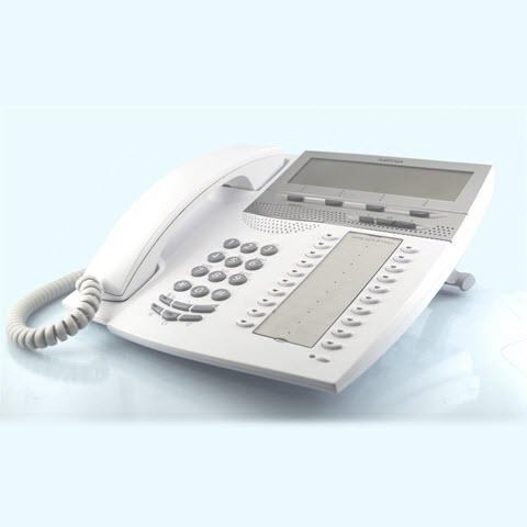 Aastra Ericsson Dialog 4425 IP Vision DBC 425 0201001 Telephone Light Grey
