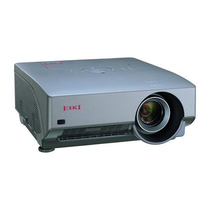 EIKI EIP-4500 Projector DLP 4500 ANSI lumens