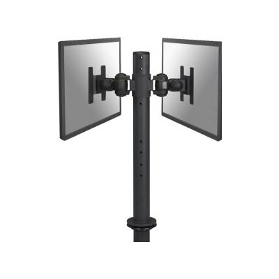 NewStar FPMA-D050DBLACK Bureaumontage voor 2 LCD-schermen