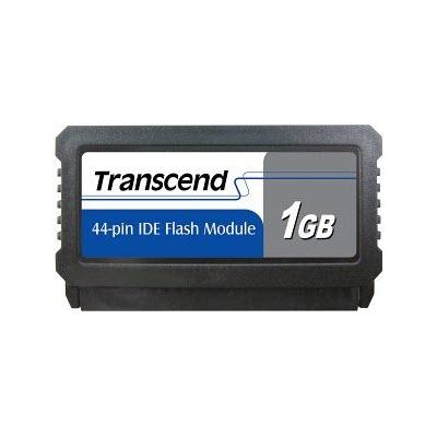 Transcend IDE Flash module SLC 1GB IDE 44-pins TS1GDOM44V-S