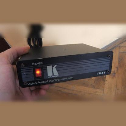 Kramer TP-11 TP11 Video Audio Transmiter