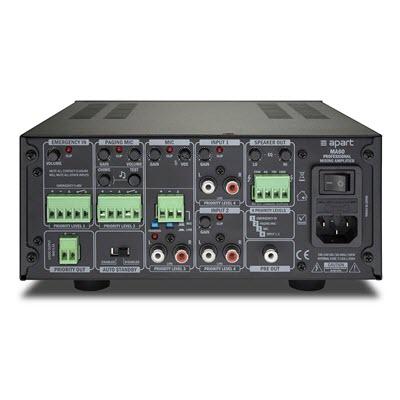 Apart MA60 100 volt 60W mengversterker 2